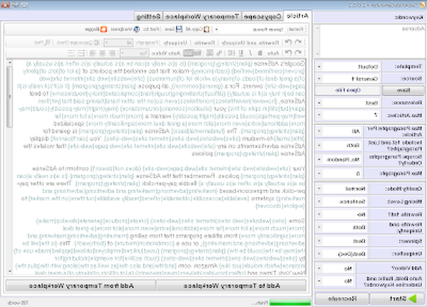 article writing software free download